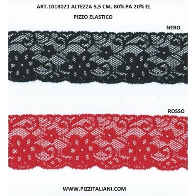 PIZZO VALENCIENNES ALTEZZA 5,5 CM. PEZZA MT.20 ART.1018021