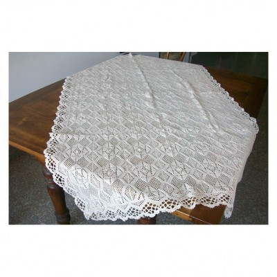 LACE TABLECLOTH 170X100 CM