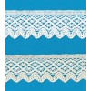 COTTON LACE RIBBON WIDE CM.4,5 PACK MT.10 ART.1841