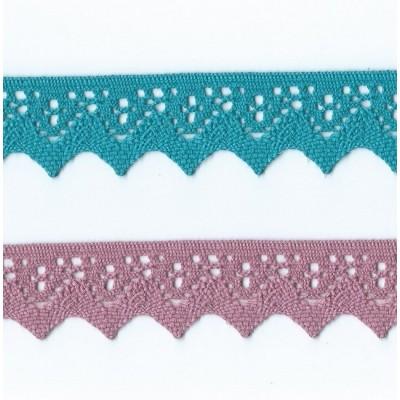 Cotton Lace Trim Cluny Torchon width cm.4 pack mt.10 Art.1316