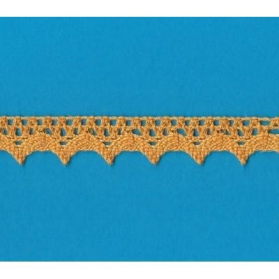 Cotton Lace Trim Cluny Torchon width cm.1.5 pack mt.10 Art.1737