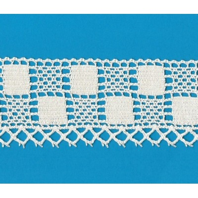 DENTELLE COTON RUBAN CM.5 MT.10 ART.1409