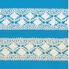 COTTON LACE RIBBON WIDE CM.4.5 PACK MT.10 ART.0406