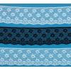 Raschel lace trim width cm.5.5 pack mt.20 art.1202250