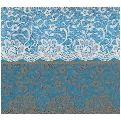 Raschel lace ribbon width cm.11 pack mt.20 art.1001560
