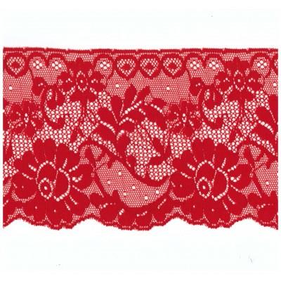 Dentelle ruban elastique largeur cm.12 paquet mt.20 Art.1013824