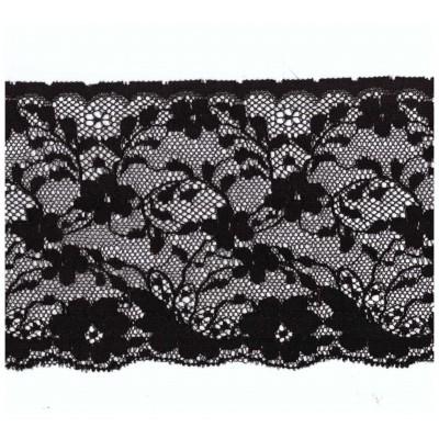 Raschel lace trim rigid width cm.11.5 pack mt.20 art.1003830
