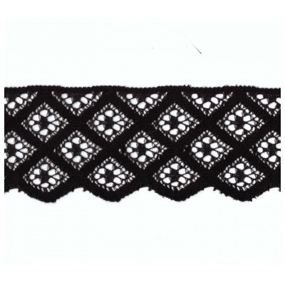 Raschel lace ribbon  width cm.5 pack mt.20 art.1033083