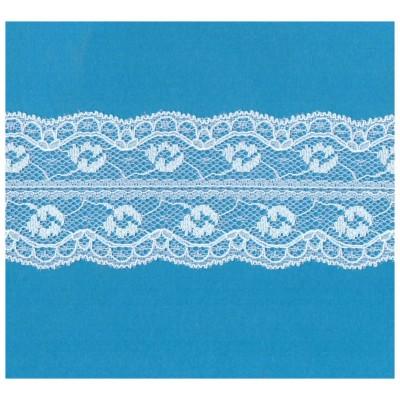 Raschel lace ribbon  width cm.4 pack mt.20 art.1403076