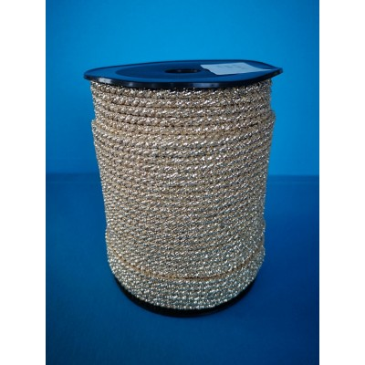 Cordoncino cordone oro diametro mm.3 confezione mt.50