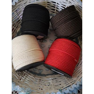 Cordoncino cordone diametro mm.5 confezione mt.50