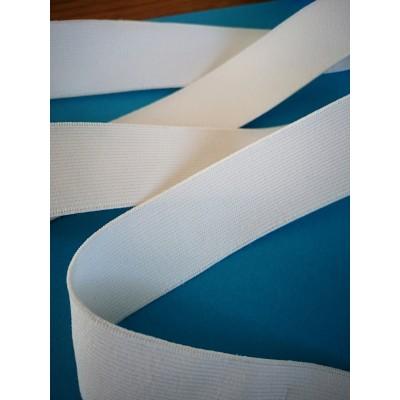 Cintas elastica altura mm.35 paquete mt.100