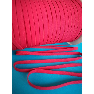 Elastic ribbon stretch band strap width mm.8 pack. mt.20