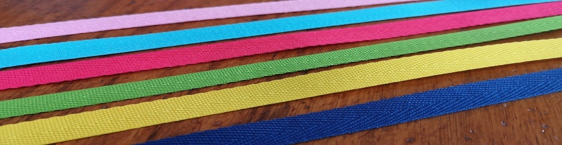EMBROIDERED RIBBONS
